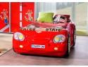 Кровать-машина Лео