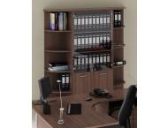 Офисные шкафы Unica ясень